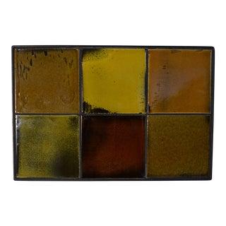 Roger Capron Tile Panel For Sale