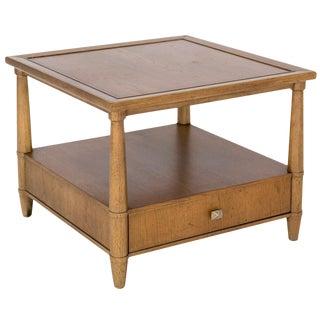 Henredon Custom Folio Three Side Table For Sale
