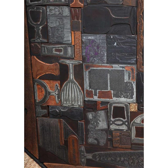 Multi Dimensional Wall Sculpture For Sale In Miami - Image 6 of 10