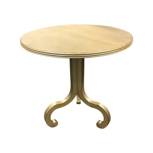 Round Library Table - Image 1 of 7