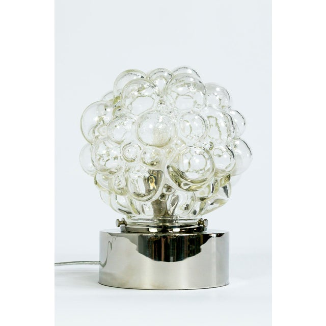 Glass Bubbles Table Lamp For Sale - Image 9 of 14