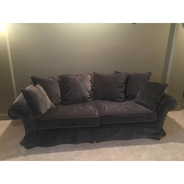 Pottery Barn Charleston Couch - Image 2 of 8
