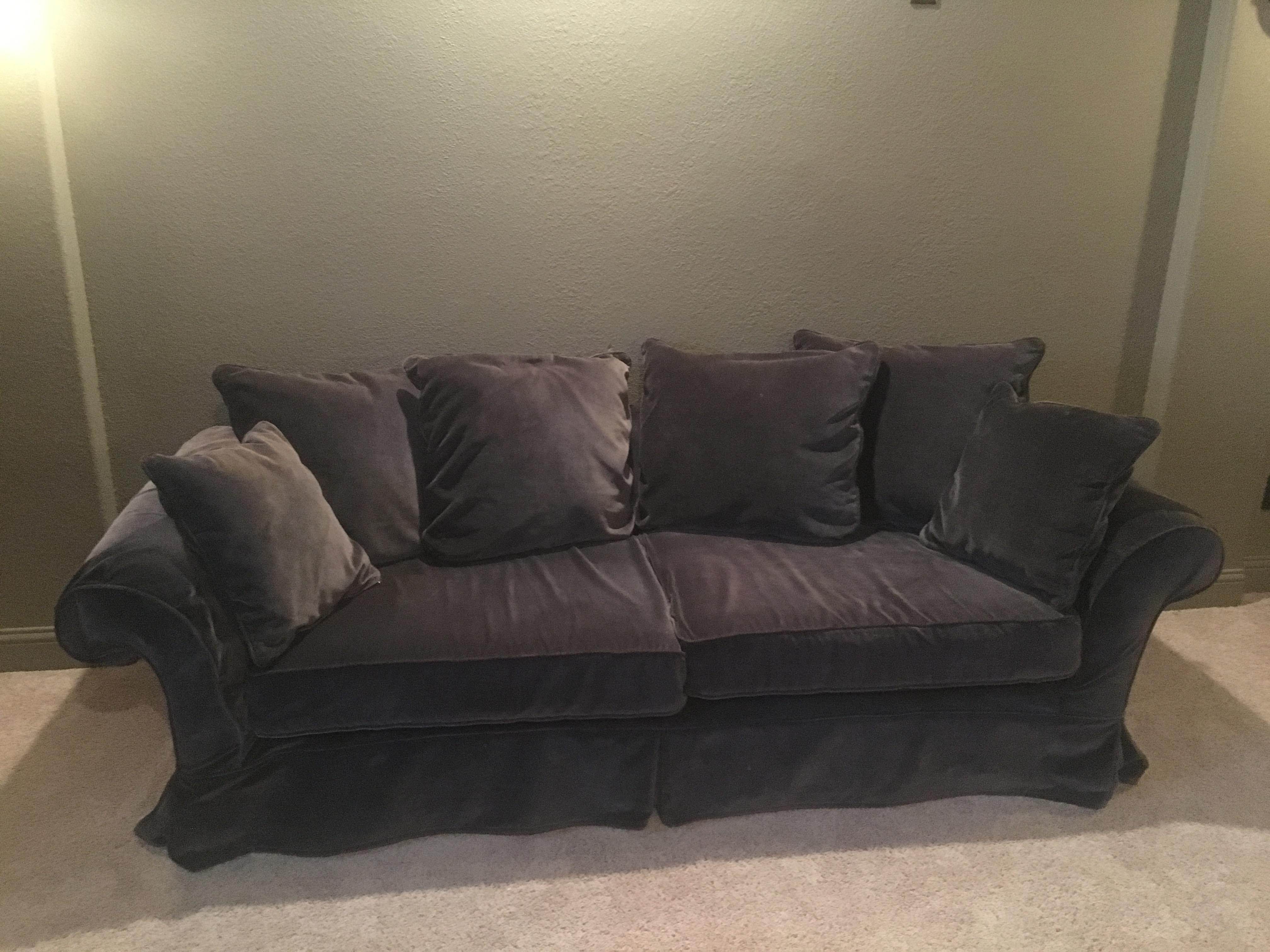 Great Pottery Barn Charleston Couch   Image 2 Of 8