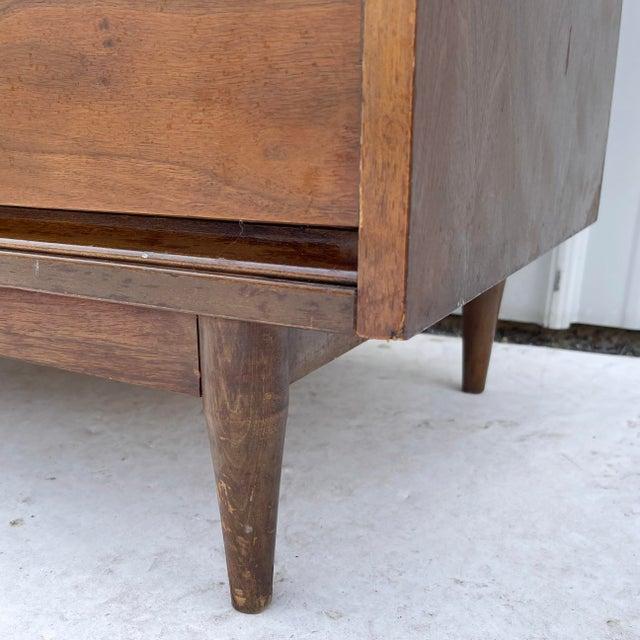 Mid-Century Modern Six Drawer Dresser For Sale - Image 11 of 13