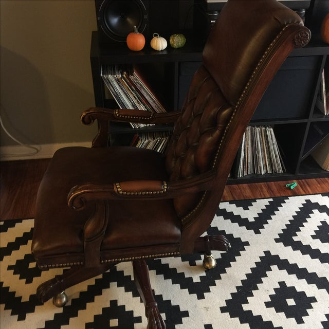 Hancock & Moore Editor's Chair - Image 3 of 8