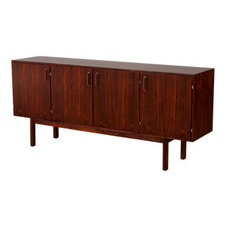 Axel Christensen Rosewood Credenza for Aco Mobler For Sale