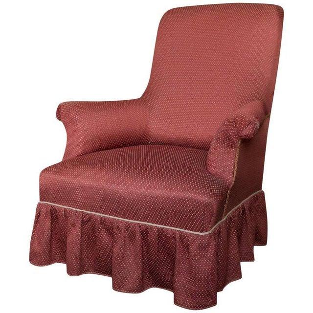 Napoleon III Armchair - Image 9 of 9