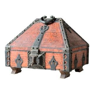 Antique Orissa Box For Sale