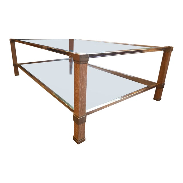 Pierre Vandel Coffee Table For Sale