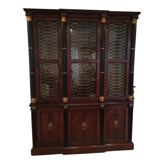 Baker Regency China Cabinet - Image 1 of 5