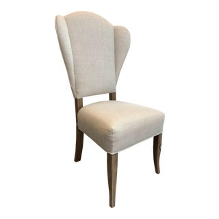 King Tall Back Dining Chair For Sale