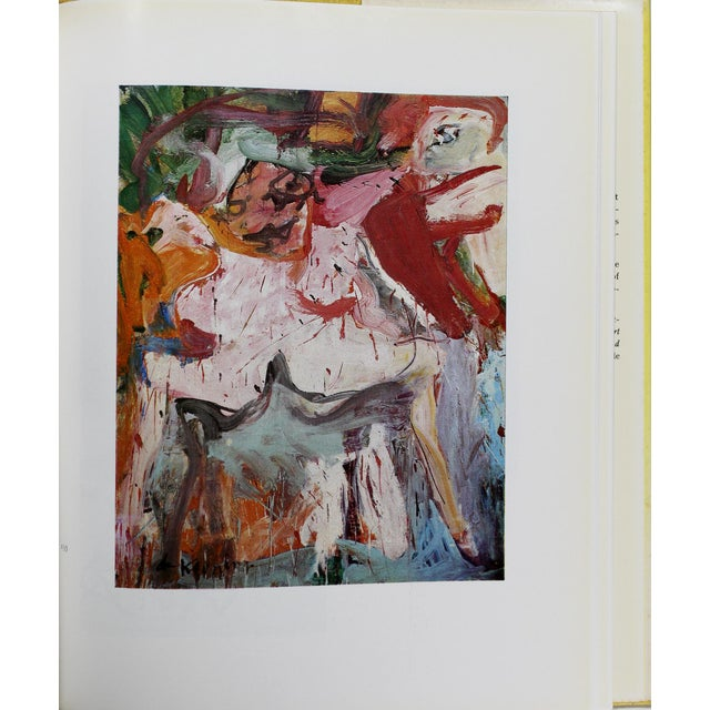 Willem De Kooning, First Edition For Sale - Image 12 of 13