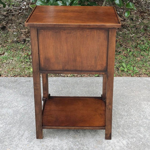 19th Century French Charles X Nightstand For Sale - Image 11 of 12