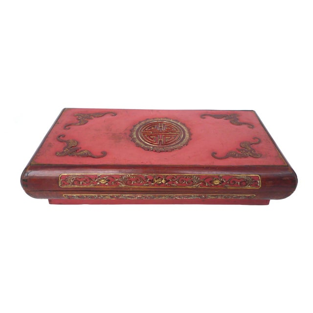 Antique Chinese Scholar Boxes - A Pair - Image 2 of 10