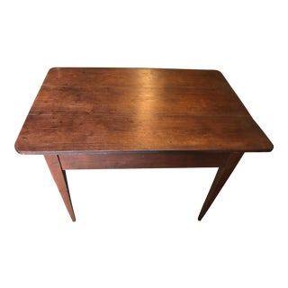 19th Century Antique Shaker Table For Sale