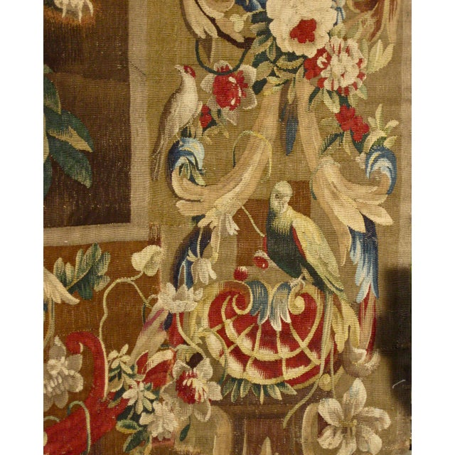 1700s Beauvais Tapestry Wall Hanging For Sale - Image 11 of 13