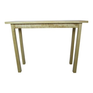 Console Table by Ed Clay for Carneros Studio