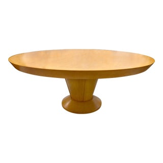 Overscale Dining or Conference Table by Dakota Jackson