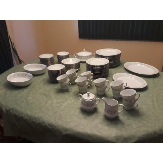 Noritake Savannah China - 96 Pieces For Sale - Image 9 of 9