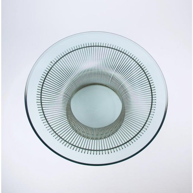 Metal 1960s Mid-Century Modern Warren Platner for Knoll Coffee Table For Sale - Image 7 of 9