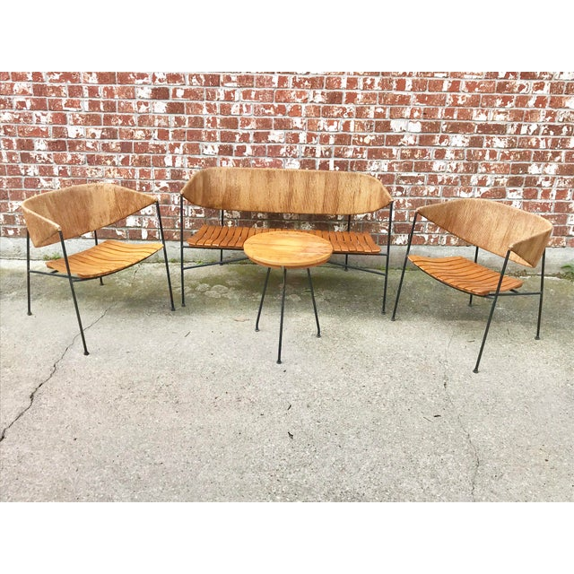 Mid-Century Modern Arthur Umanoff for Shaver, Howard & Raymor Seating Set- 4 Pieces For Sale - Image 11 of 13