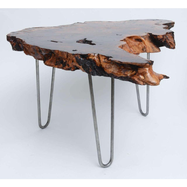 Gorgeous Redwood Tables For Sale In Miami - Image 6 of 10