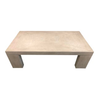 Contemporary Lexington Surfrider Coffee Table For Sale