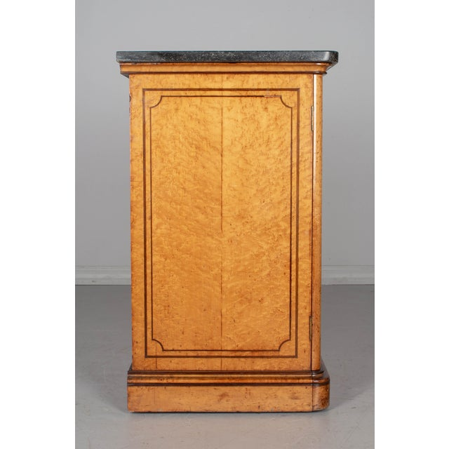 19th Century French Charles X Style Cabinet For Sale - Image 4 of 13