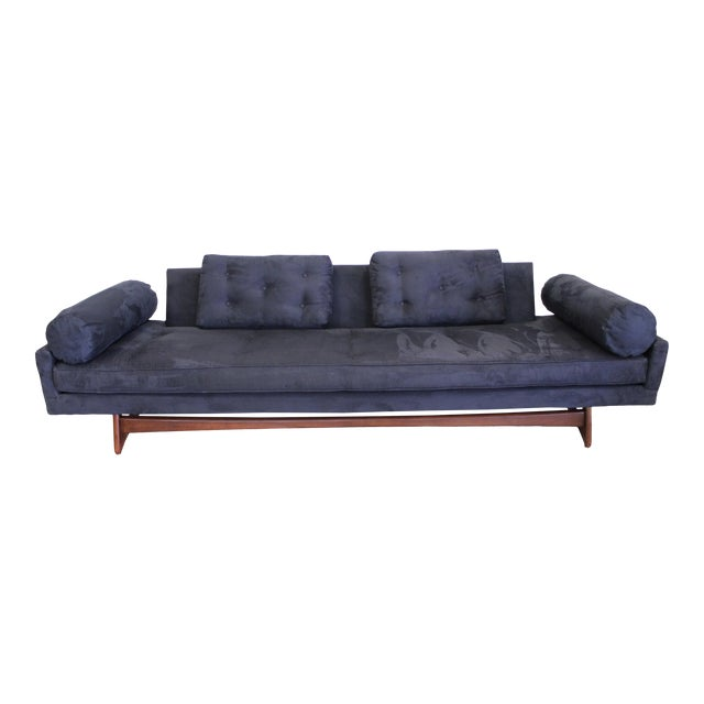 Mid-Century Modern Adrian Pearsall Craft Associates Sculptural Sofa 2408 For Sale
