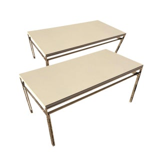Pair of Ernst Ries and Sohn Tables For Sale
