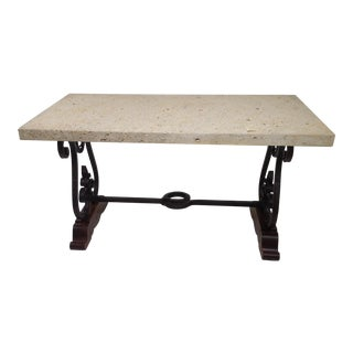 Tuscan Style Console