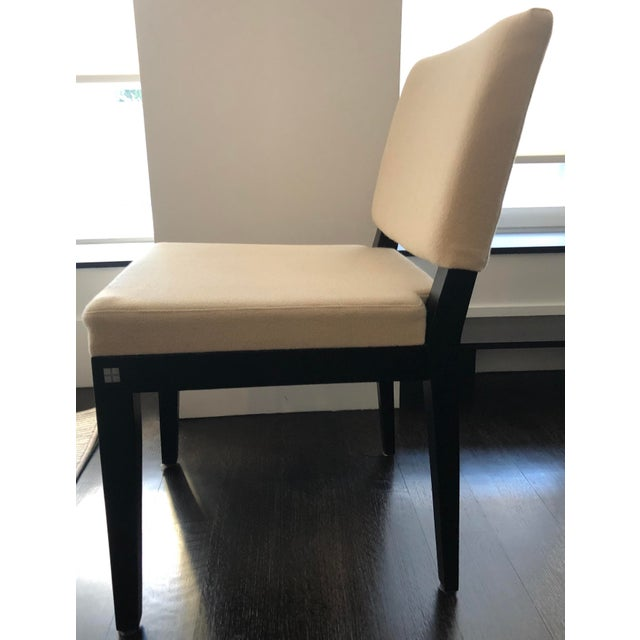 Modern Desiron Dining Chairs - Set of 8 For Sale In New York - Image 6 of 10