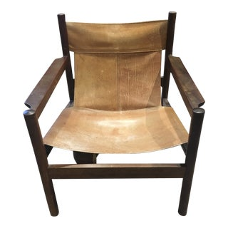 Mid-Century Modern Sling Chair For Sale
