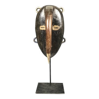 African Tribal Art Kulango Mask From Ivory Coast