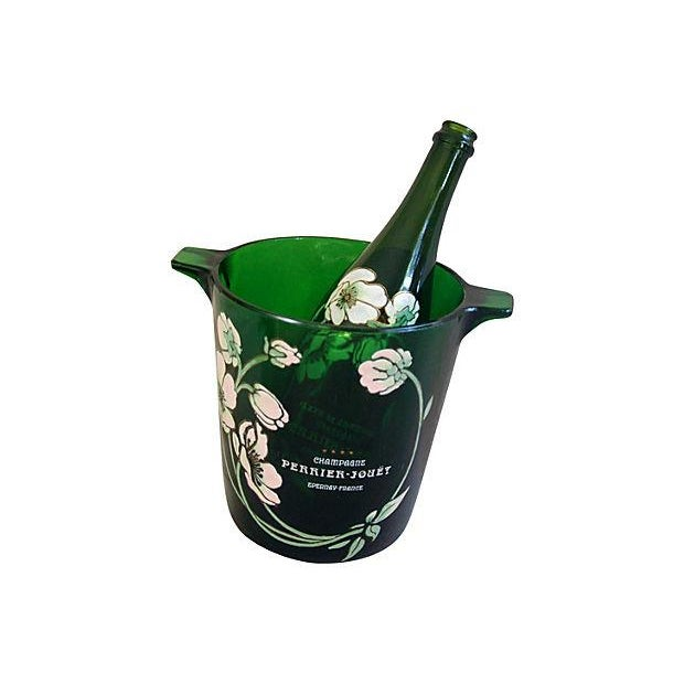 French Perrier-Jouet Champagne Bucket - Image 2 of 4