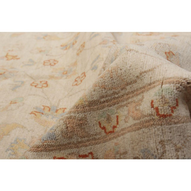 """Classic Hand-Knotted Rug, 6'4"""" X 9'2"""" For Sale - Image 4 of 6"""