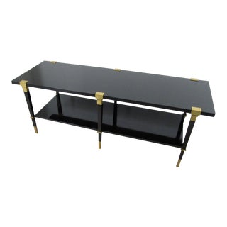 Andre Arbus by Baker Avenue Coffee Table For Sale