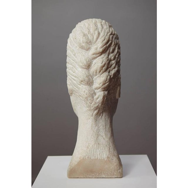 Dolores Singer, Head II, 1993 For Sale In New York - Image 6 of 11