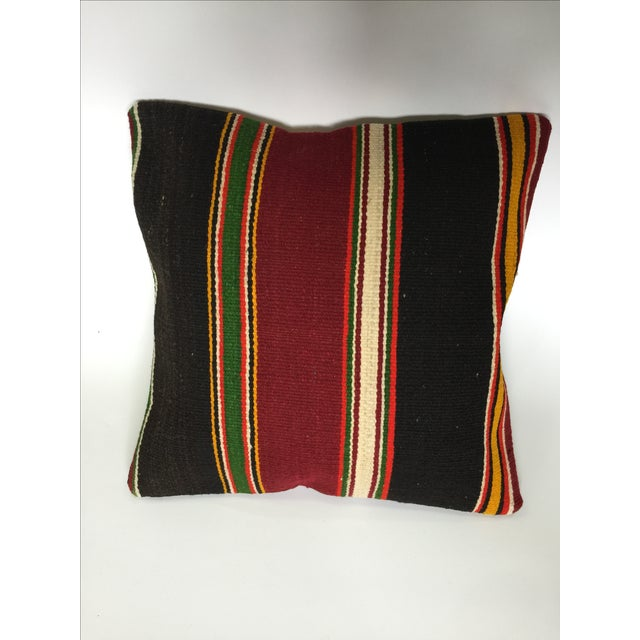 Handmade Kilim Pillow Cover - Image 2 of 5