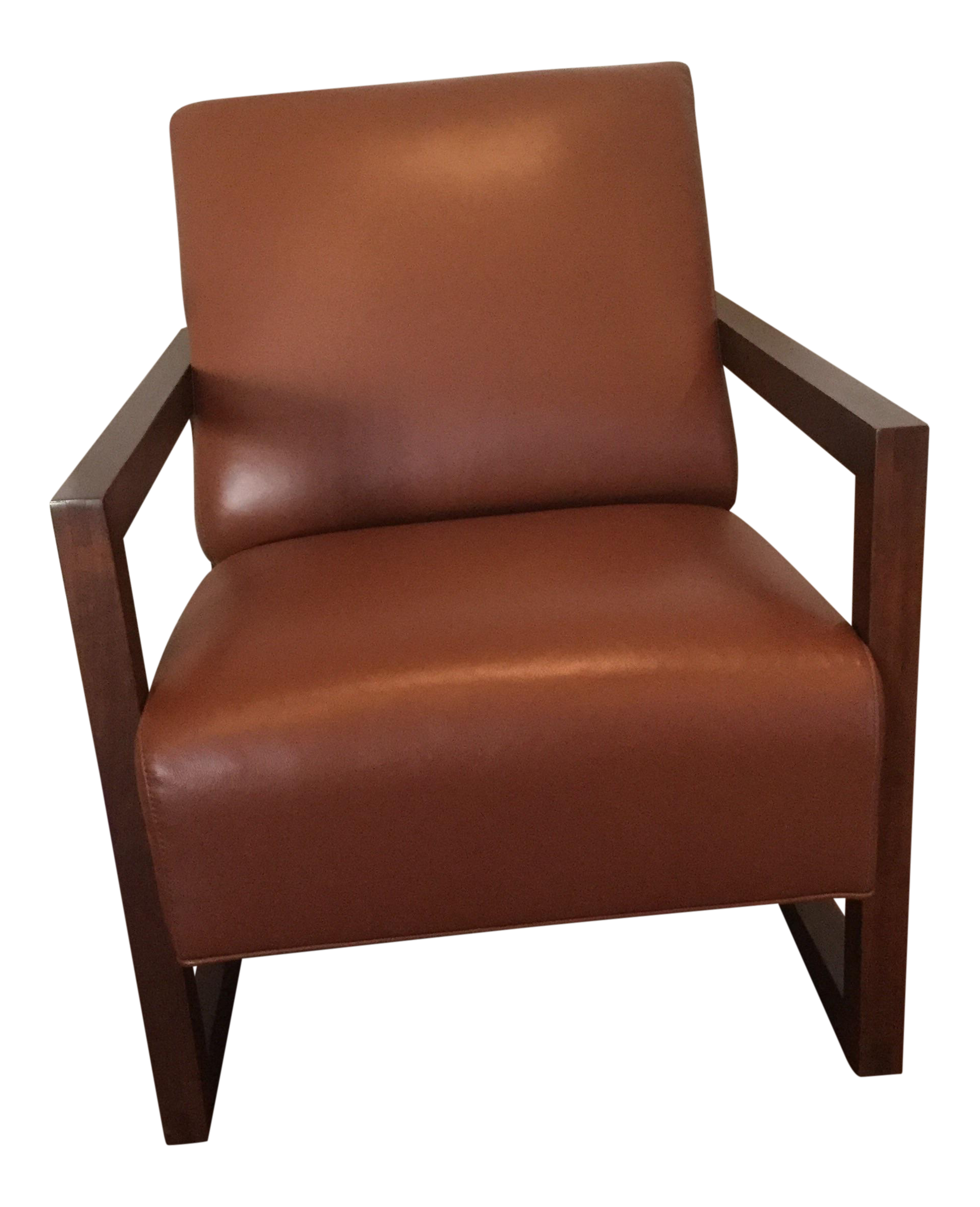 Stickley Leather Chair