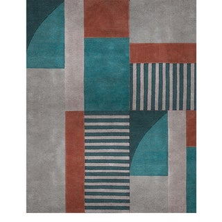 Covet Paris Prisma II Geometric Rug For Sale