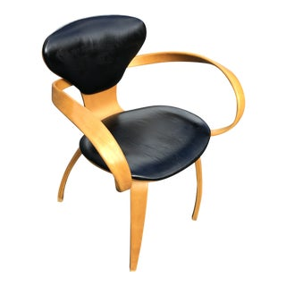 1960s Vintage Cherner Pretzel Chair For Sale