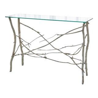 Contemporary Studio A Home Twig Console Table