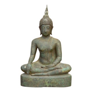Early 20th Century Ladakh Buddha For Sale
