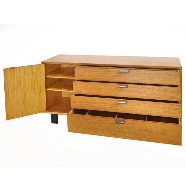 Mid 20th Century George Nelson for Herman Miller Primavera Cabinet or Dresser For Sale - Image 5 of 11