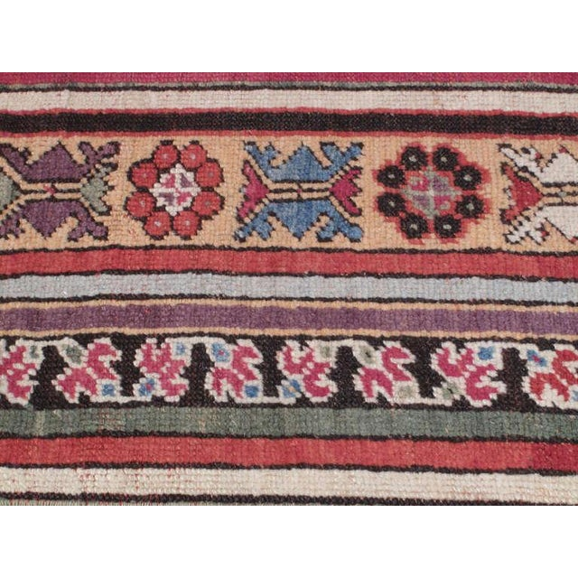Textile Antique Kirsehir Rug For Sale - Image 7 of 8