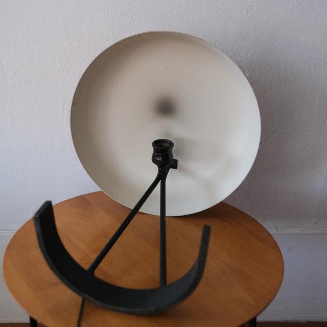 Modernist European Desk Lamp, 1950s For Sale - Image 9 of 11
