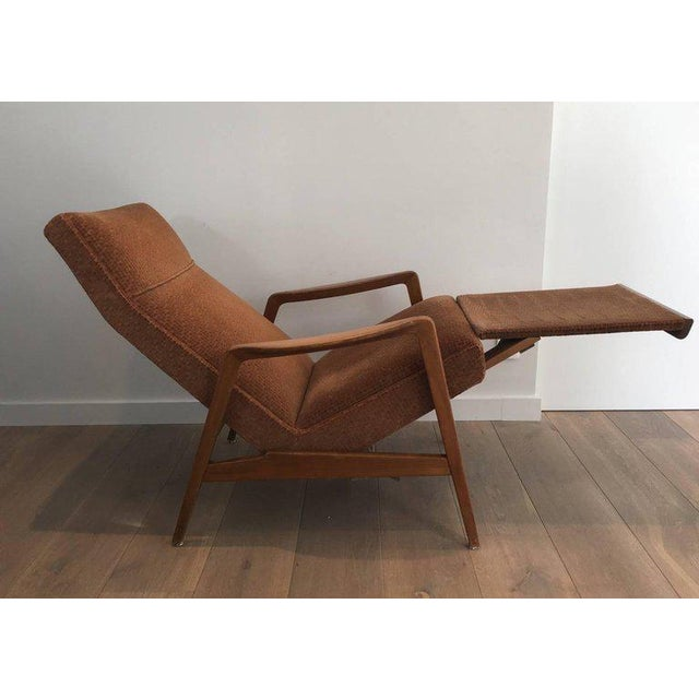 Rare Pair of Reclining Armchairs by Knoll Antimott - Image 8 of 11