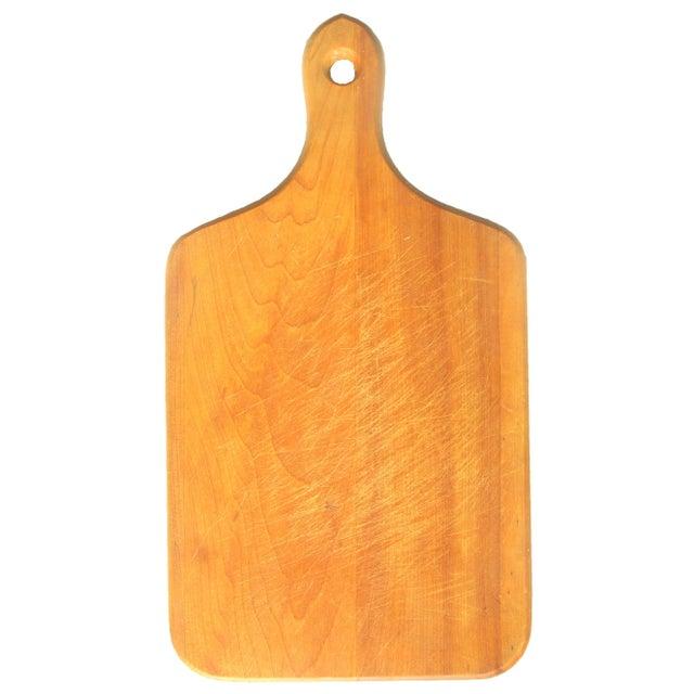 Rustic European European Cheese / Bread Board For Sale - Image 3 of 3