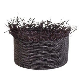 Indego Africa Handmade Beaded Fringe Bucket For Sale